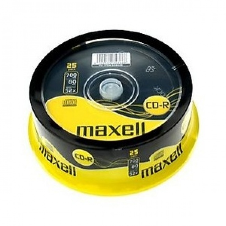 Imagine CD-R 700MB 52x 25buc Maxell