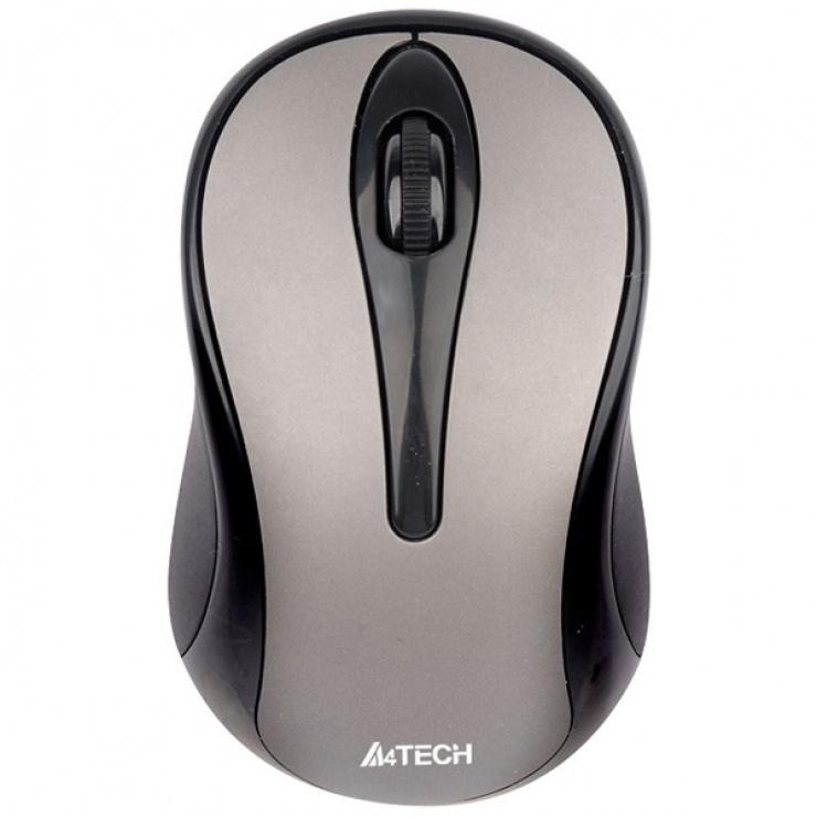 Imagine Mouse Wireless Optic Gri A4TECH G7-360N-1