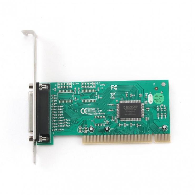 Imagine PCI cu 1 port Paralel DB25, Gembird LPC-1