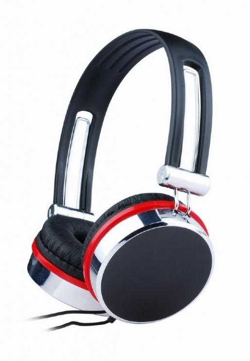 Imagine Casti stereo cu microfon, Gembird MHS-903
