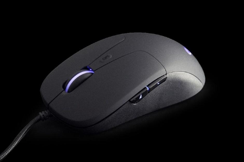 Imagine Mouse USB optic iluminat Negru, Gembird MUS-UL-01