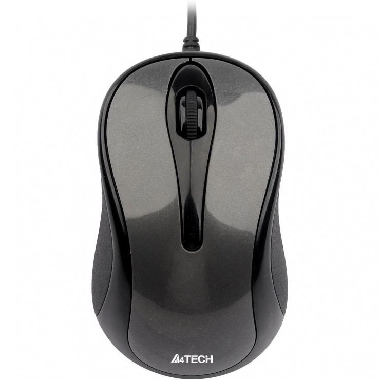 Imagine Mouse Optic USB Padless A4Tech V-Track N-350-1