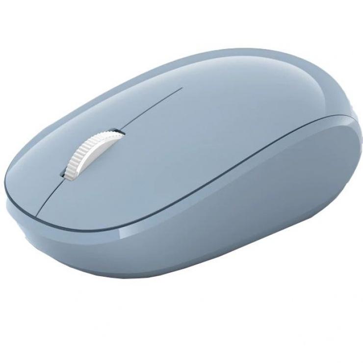 Imagine Mouse Bluetooth Pastel Blue, Microsoft RJN-00018