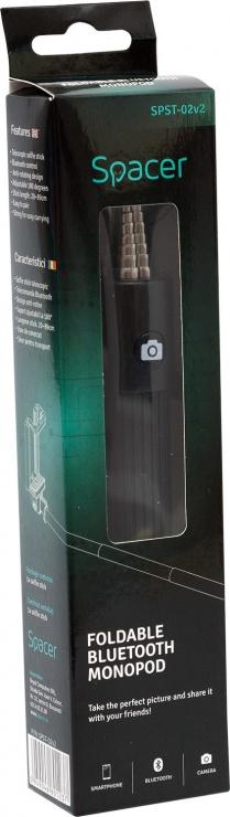 Imagine Selfie Stick bluetooth 90cm, Spacer SPST-02V2
