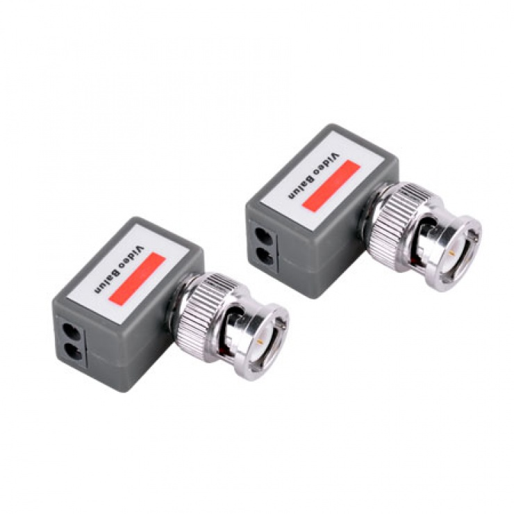 Imagine Set 2 buc video balun TR-1 BNC 90, URZ0130