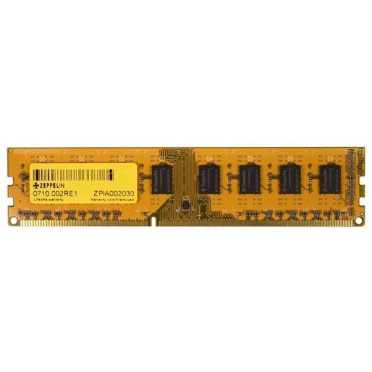 Imagine Memorie Zeppelin 4GB DDR3 1333MHz Bulk