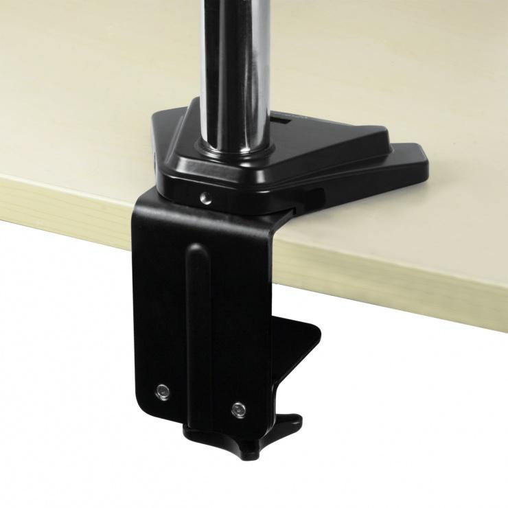 Imagine Suport montare masa pentru 2 monitoare + HUB USB 3.0, Arctic Z2 Pro Gen 3-6