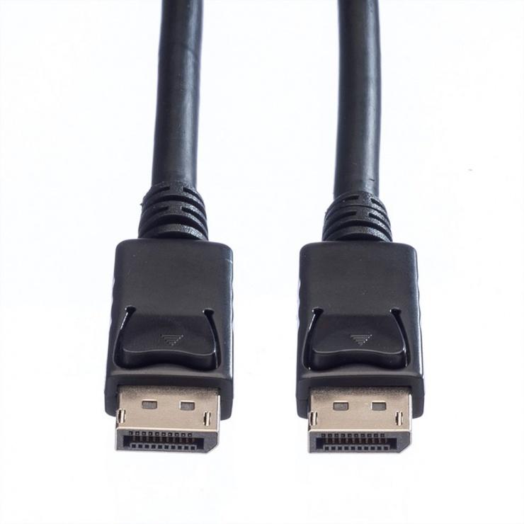 Imagine Cablu DisplayPort 4K LSOH T-T 3m Negru, Value 11.99.5763