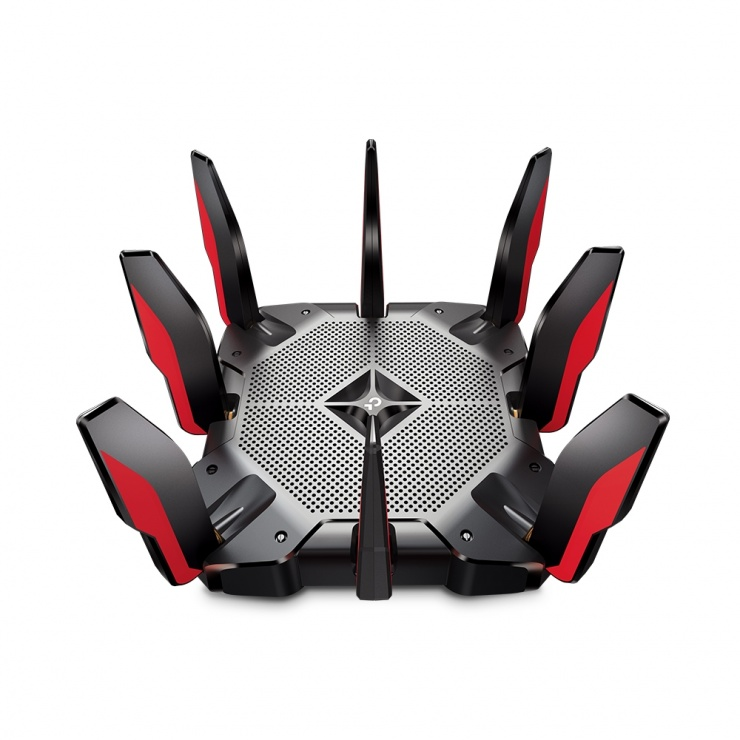 Imagine Router Gaming Tri-Band Wi-fi 6, TP-LINK Archer AX11000