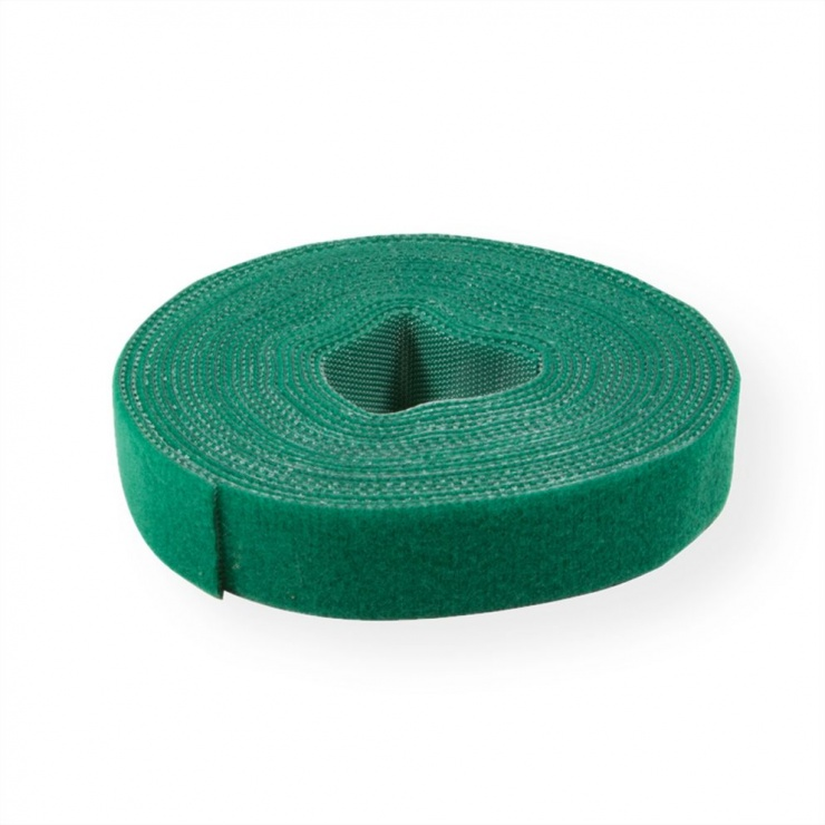 Imagine Rola cu arici verde 10mm x 25m, Value 25.99.5251