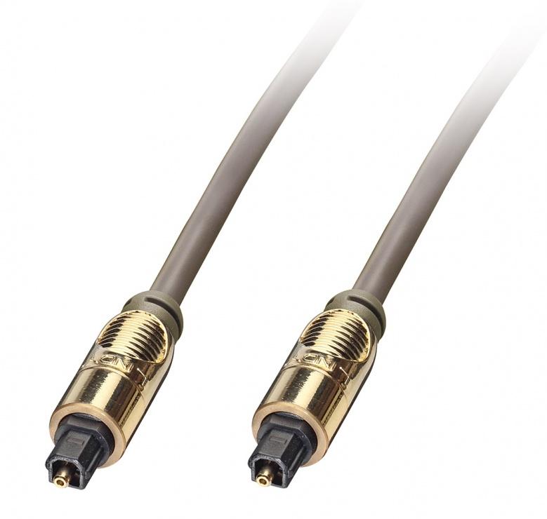 Imagine Cablu optic digital Premium TosLink SPDIF 7.5m, Lindy L37885