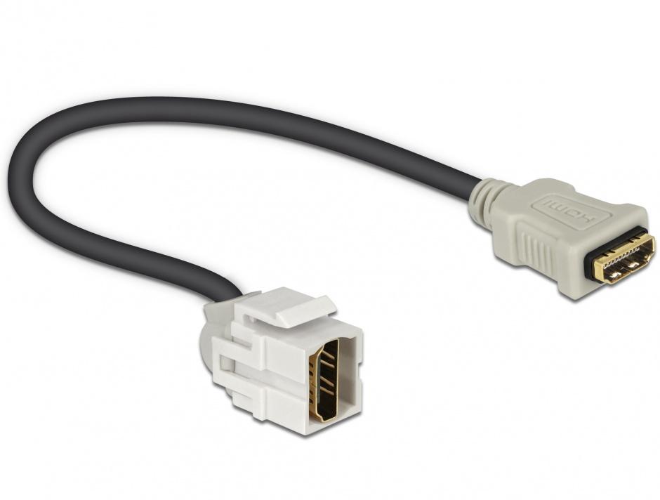 Imagine Modul Keystone HDMI-A 250 grade mama, Delock 86328