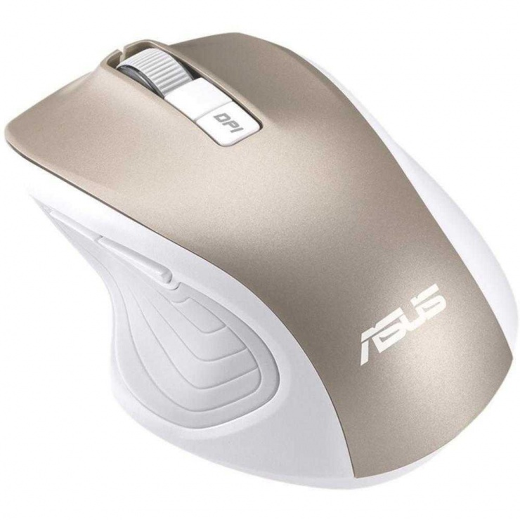 Imagine Mouse optic wireless Gold, ASUS MW202