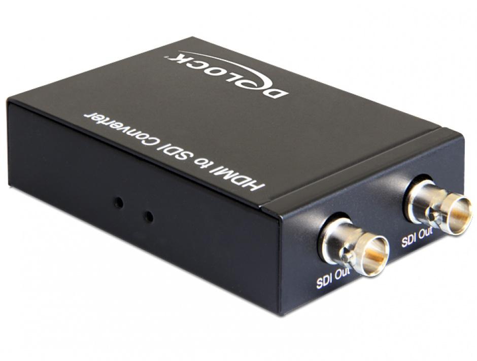 Imagine Convertor  HDMI la 3G-SDI, Delock 93238