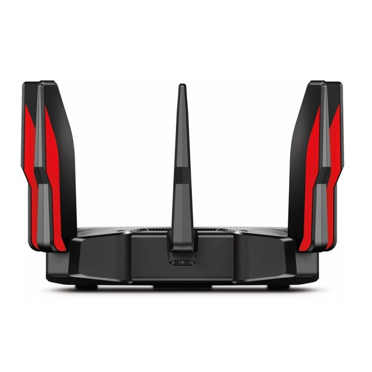 Imagine Router Gaming Tri-Band, TP-LINK Archer AX11000