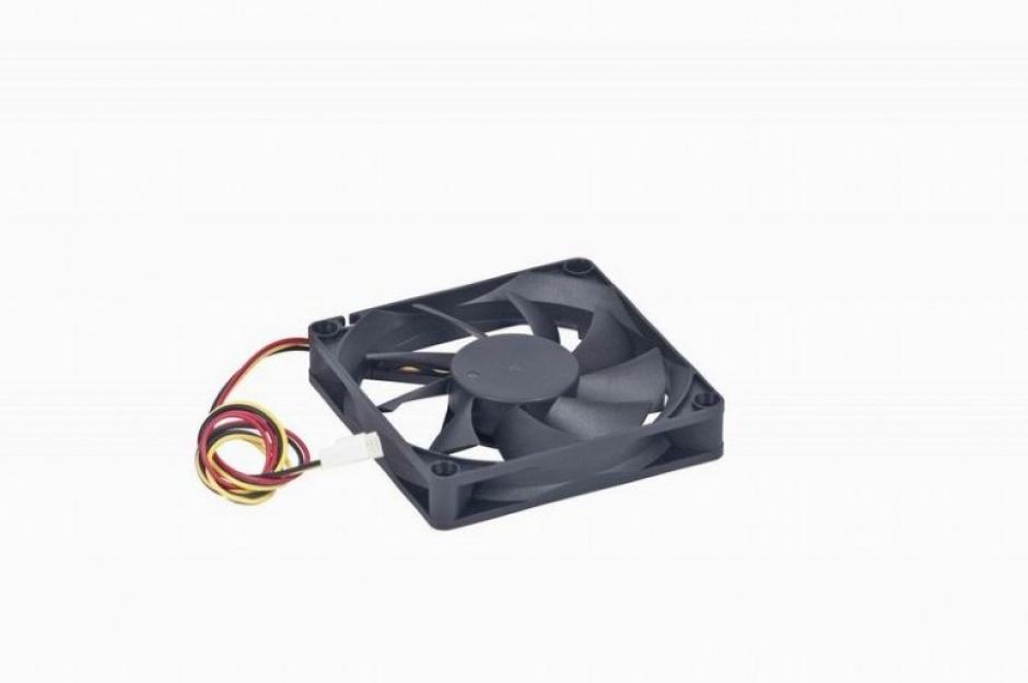 Imagine Ventilator carcasa sleeve bearing 70mm, Gembird D7015SM-3