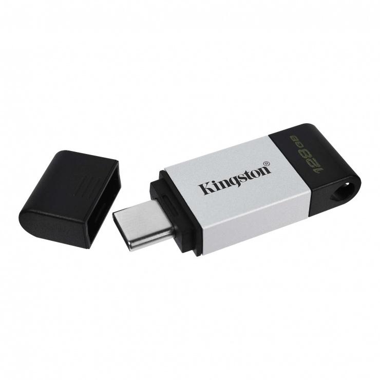 Imagine Stick USB 3.2-C 128GB Data Traveler 80, Kingston DT80/128GB