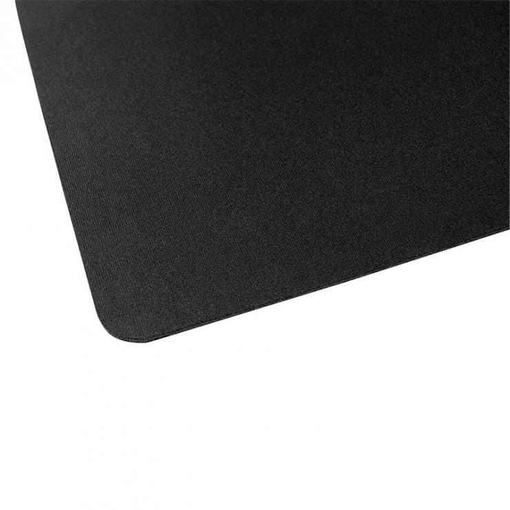 Imagine Mouse pad Anti microbial Negru, Logilink ID0149