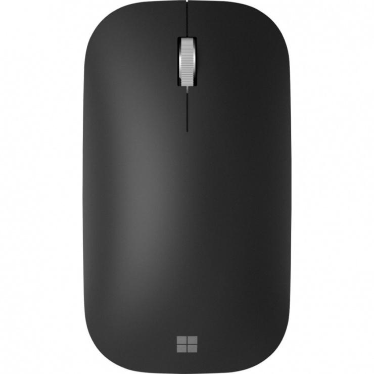 Imagine Modern Mobile Mouse negru, Microsoft KTF-00015