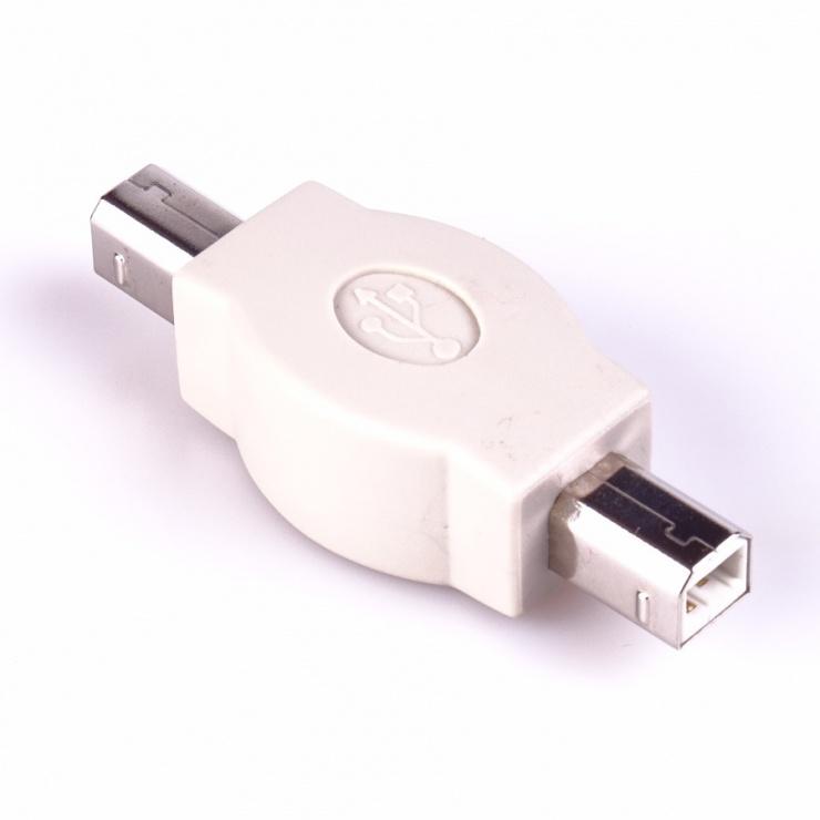 Imagine Adaptor USB 2.0-B la USB-B T-T, KUR-6