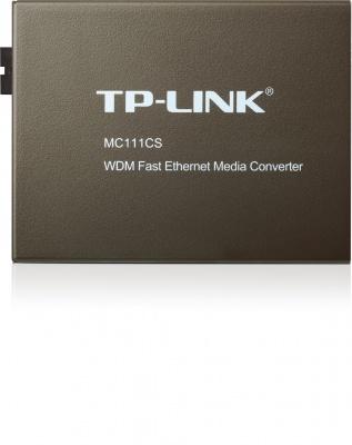Imagine Media convertor Fast Ethernet WDM, TP-Link MC111CS