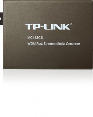 Imagine Media convertor Fast Ethernet WDM, TP-Link MC112CS