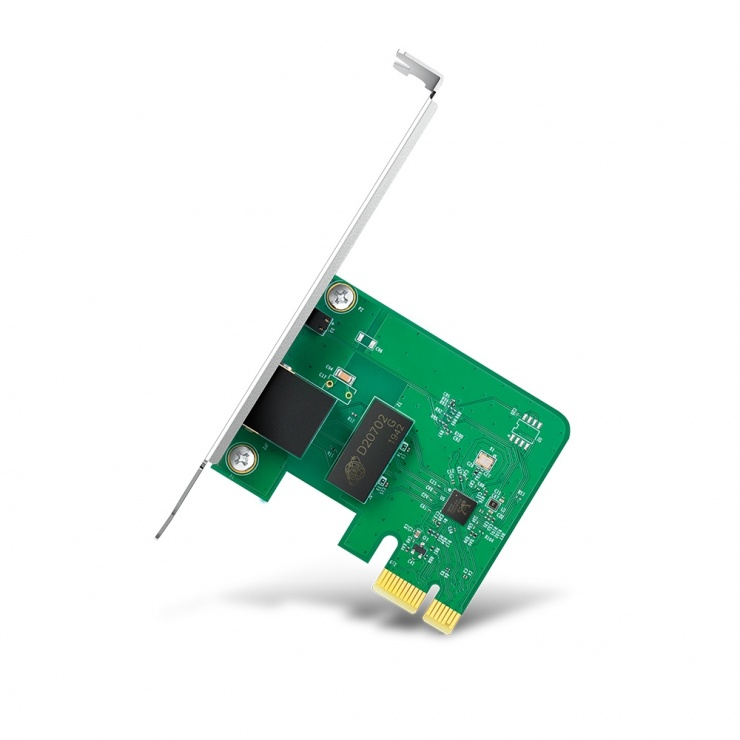 Imagine Placa de retea PCI Express Gigabit, TP-LINK TG-3468