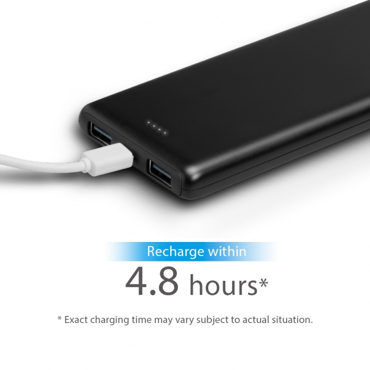Imagine Power Bank 10000mAh, TP-LINK TL-PB10000 (include timbru verde 0.5 lei)