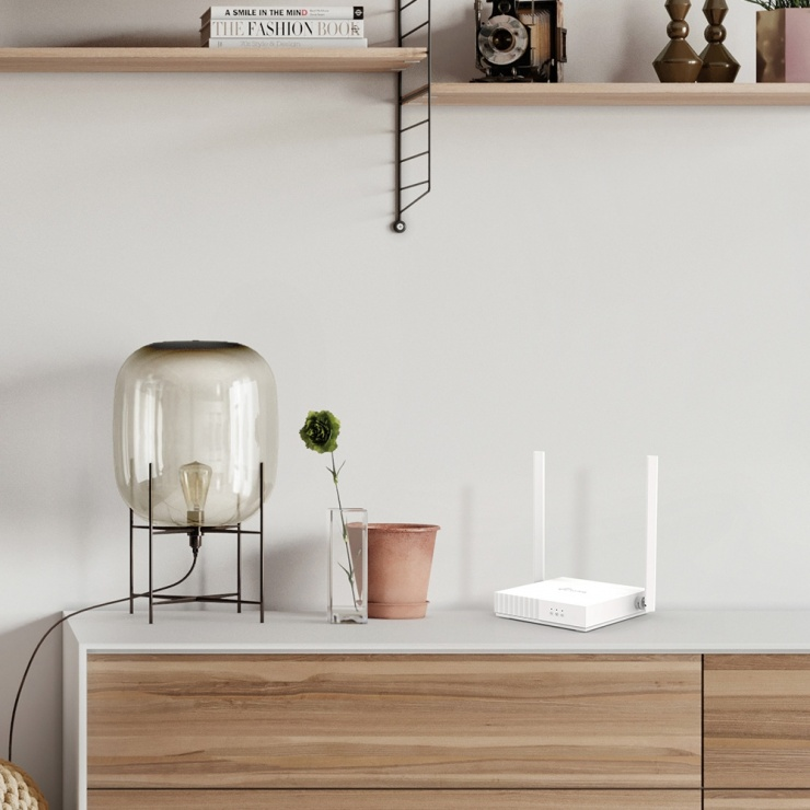 Imagine Router wireless 300Mbps 2 antene, TP-LINK TL-WR820N