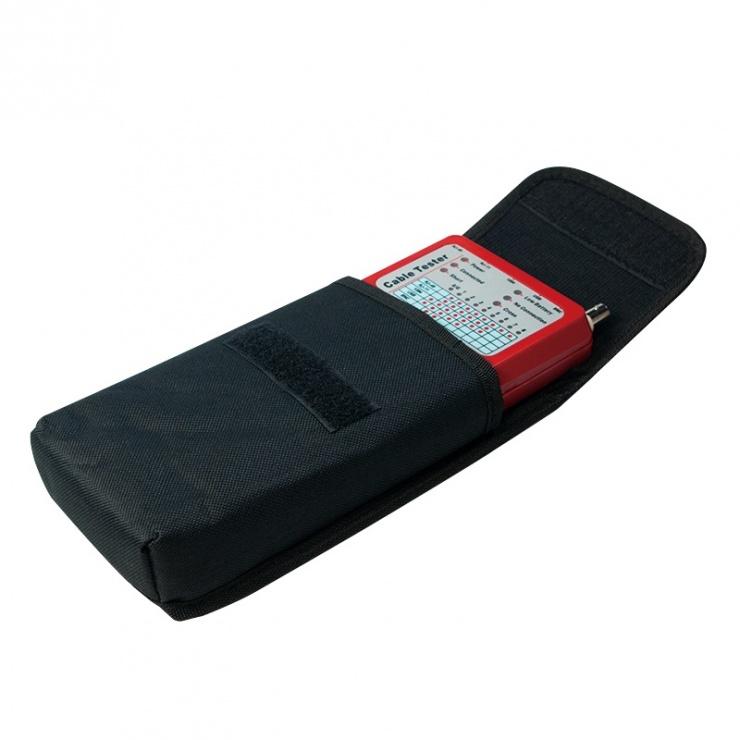 Imagine Tester cablu 5-in-1 (RJ-11, RJ-45, BNC, USB, IEEE1394), LogiLink WZ0014