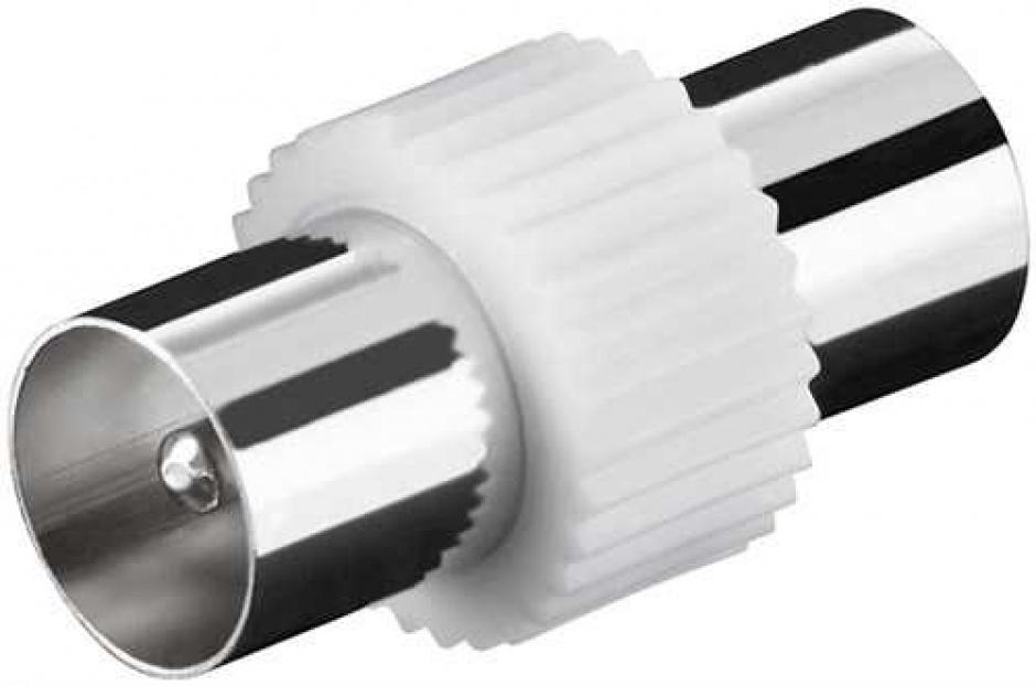 Imagine Adaptor coaxial antena T-T, Goobay 11535