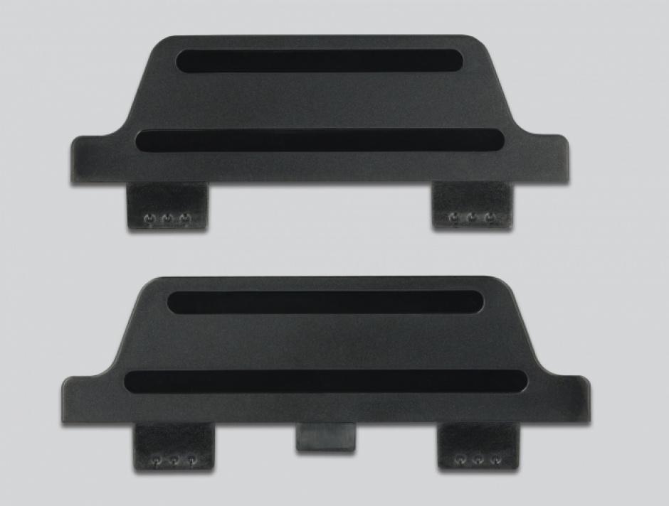 Imagine Suport pentru 6 tablete / smartphone Negru, Delock 18366