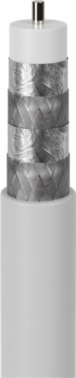 Imagine Rola 20m cablu antena coaxial 120 dB, Goobay 49761