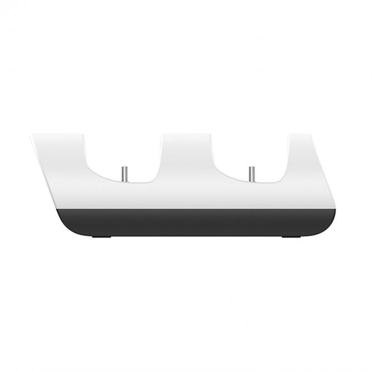 Imagine Statie de incarcare pentru Controler PS5, Goobay G52765