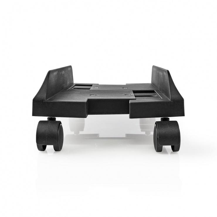 Imagine Suport mobil PC maxim 20 kg, Nedis CSTD101BK