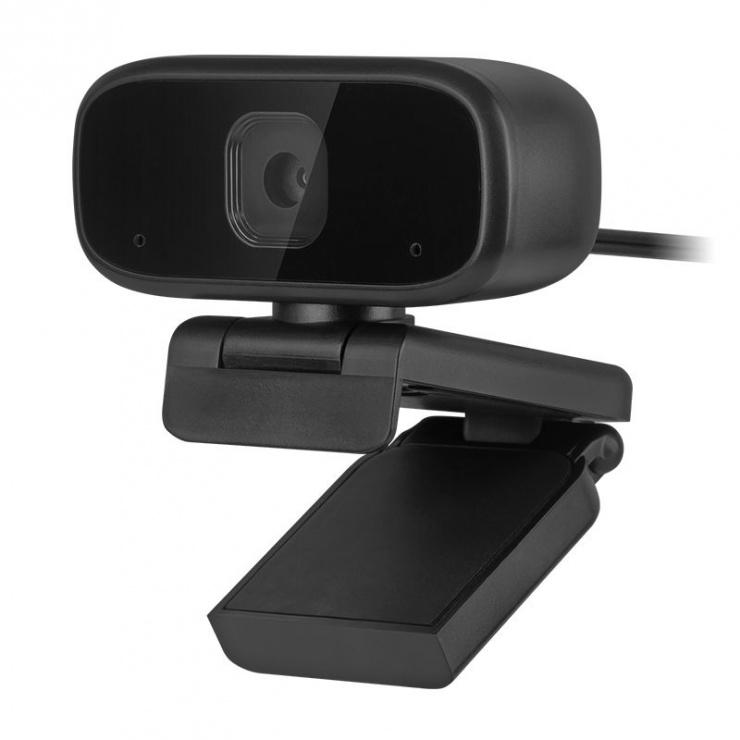 Imagine Camera web 720p cu microfon, KOM1055