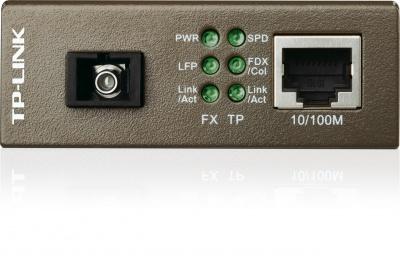 Imagine Media convertor Fast Ethernet WDM, TP-Link MC112CS-2