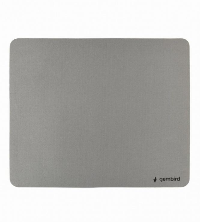 Imagine Mouse pad 220 x 180mm gri, Gembird MP-S-G