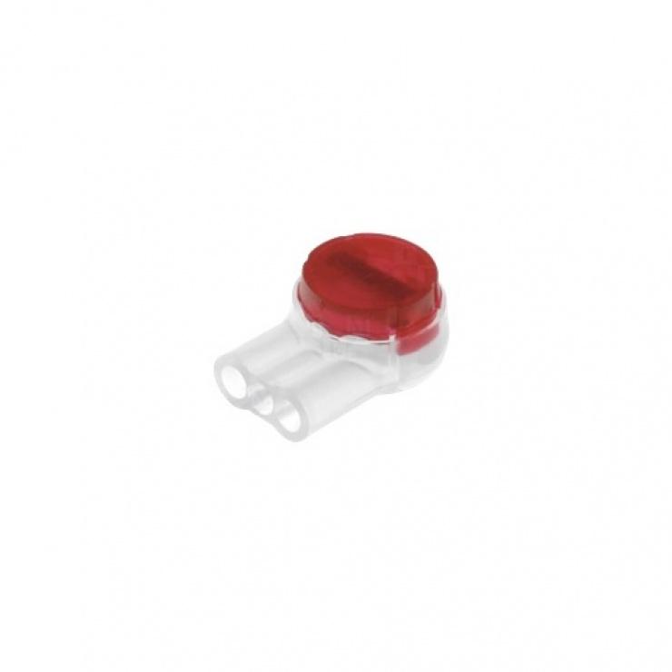 Imagine Conector Presslok cu gel pentru AWG19 - AWG26, SL-UR-2