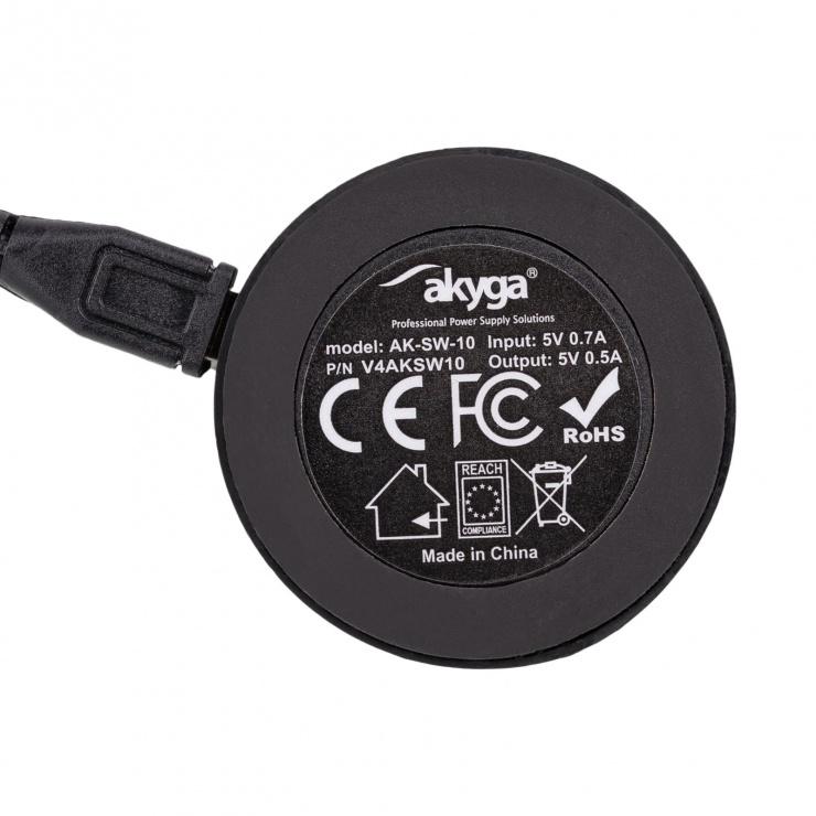 Imagine Pad de incarcare Samsung Galaxy Watch / Watch Small/ GEAR S2,S3, AK-SW-10