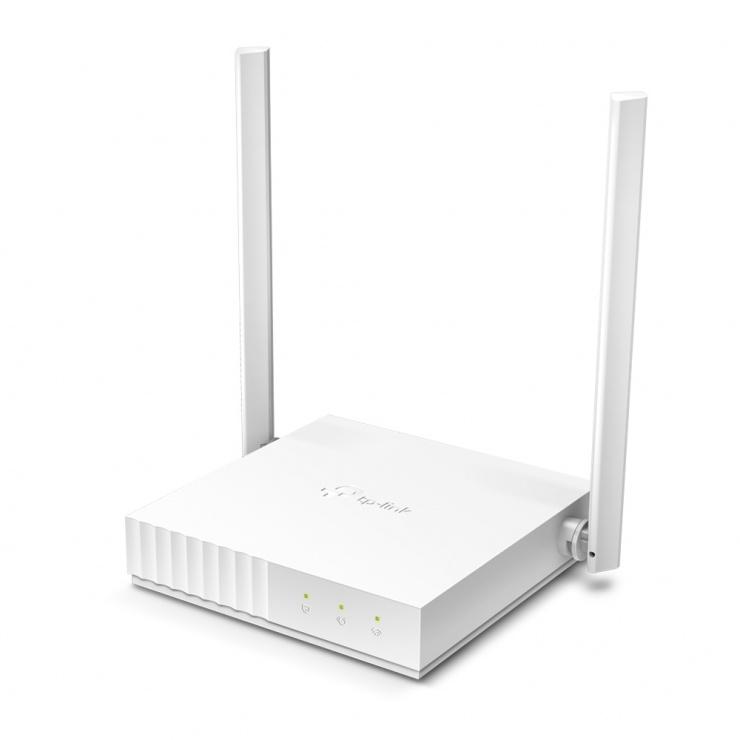 Imagine Router Wi-Fi Multi-Mode 2 antene 300 Mbps, TP-LINK TL-WR844N