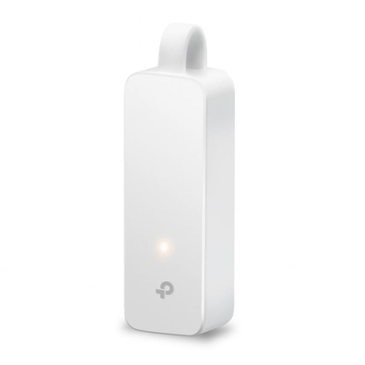 Imagine Adaptor USB 3.0 type C la Gigabit LAN, TP-LINK UE300C