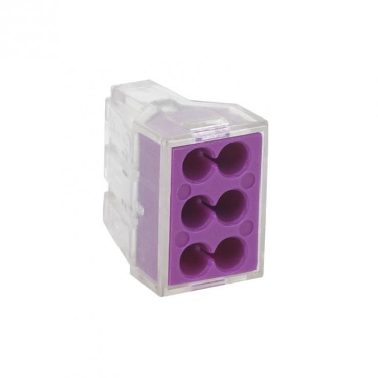 Imagine Conector rapid universal 6 fire 0.75 - 2.5mm, ZLA0956