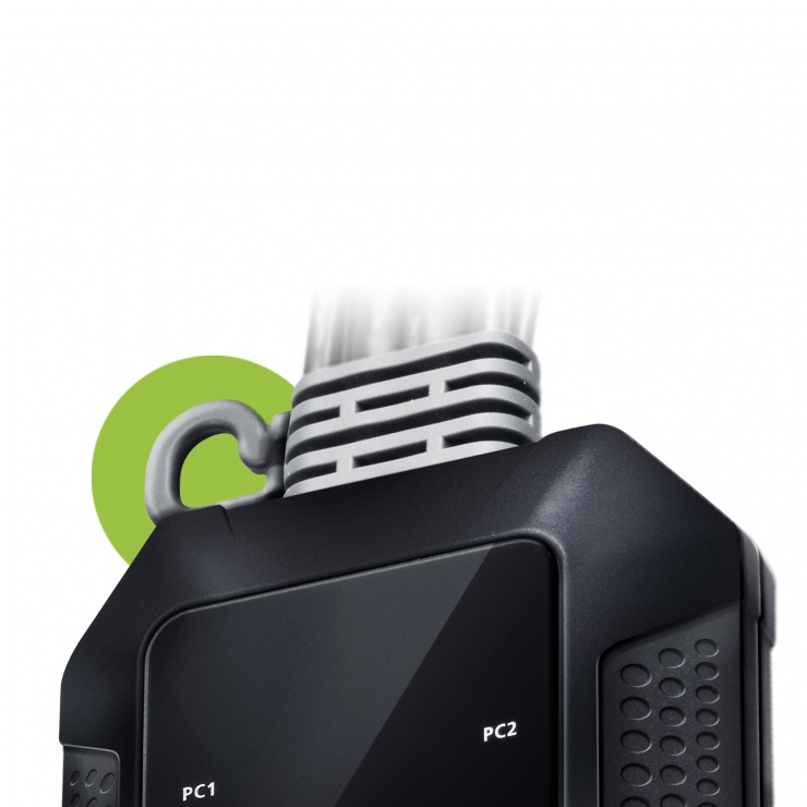 Imagine Switch KVM  USB 4K HDMI 2 porturi, ATEN CS22H