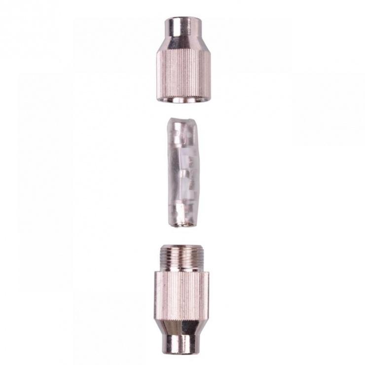 Imagine Conector metalic pentru prelungire cablu coaxial, ZLA0682