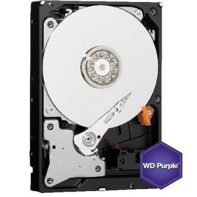 Imagine Hard Disk WD Purple 1TB 64MB SATA3, WD10PURX