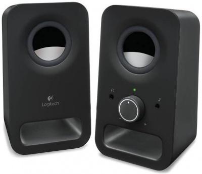 Imagine Boxe Logitech 2.0 Z150, 3 W, Black