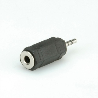 Adaptor jack stereo 2.5mm la jack 3.5mm T-M, Roline 11.09.4446