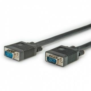 Cablu VGA ecranat 15T-15T 6m, S3627