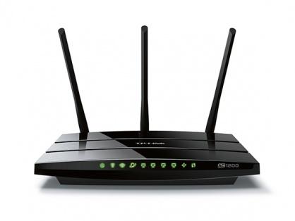 AC1200 Wireless Dual Band Gigabit Router, TP-LINK Archer C1200